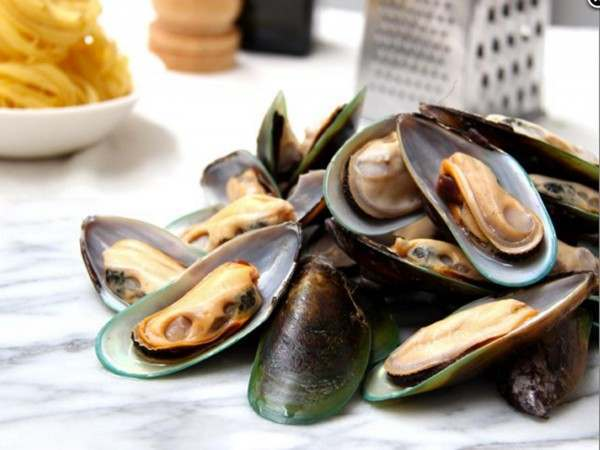 Mussels - half shell