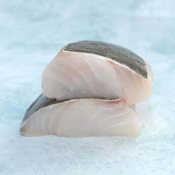 Cod loin steaks