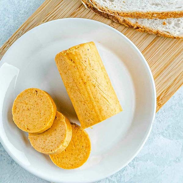 Devilled anchovy butter