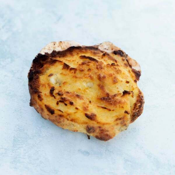 Coquille st Jacques - cooked