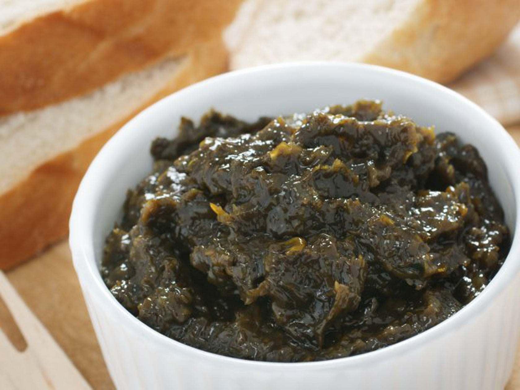 Buy Frozen Laver & Seaweed Online   Laverbread   The Fish Society