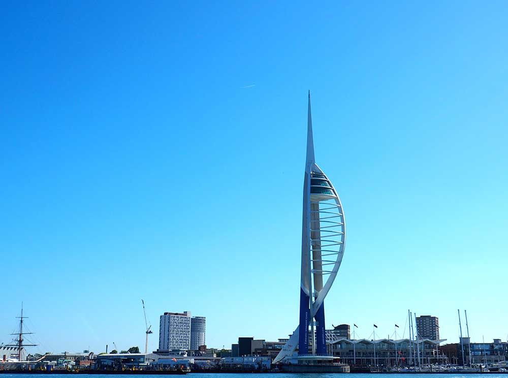Fishing Trip Spinnaker Tower