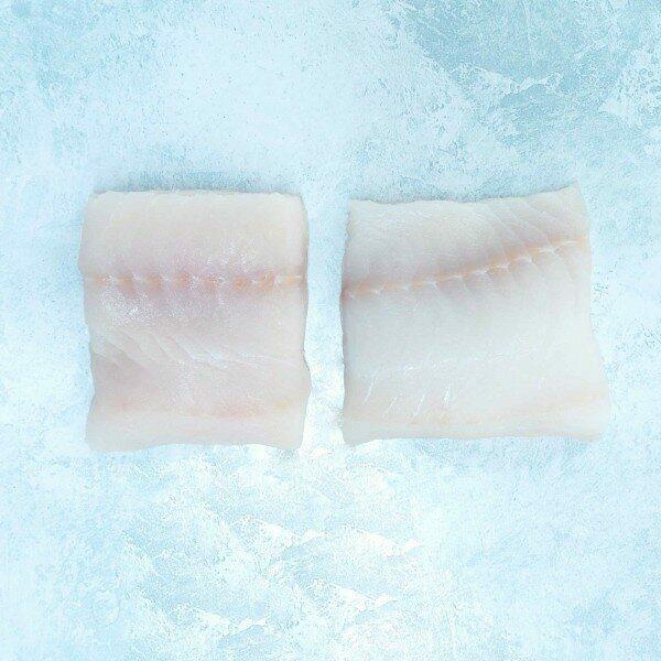 Haddock fillet steaks from Icelandic fish