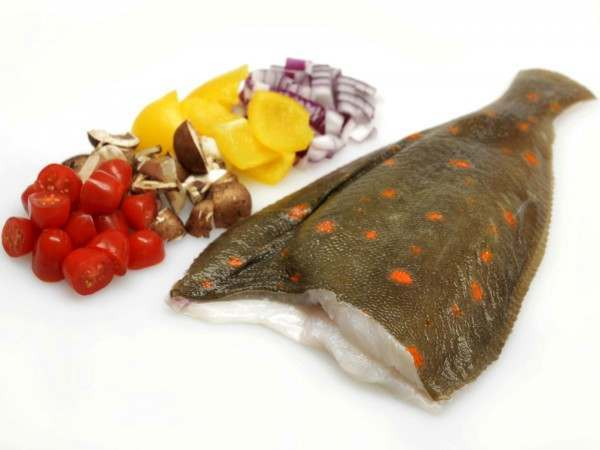 Pocketed Plaice