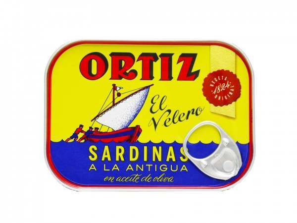 Ortiz tinned sardines