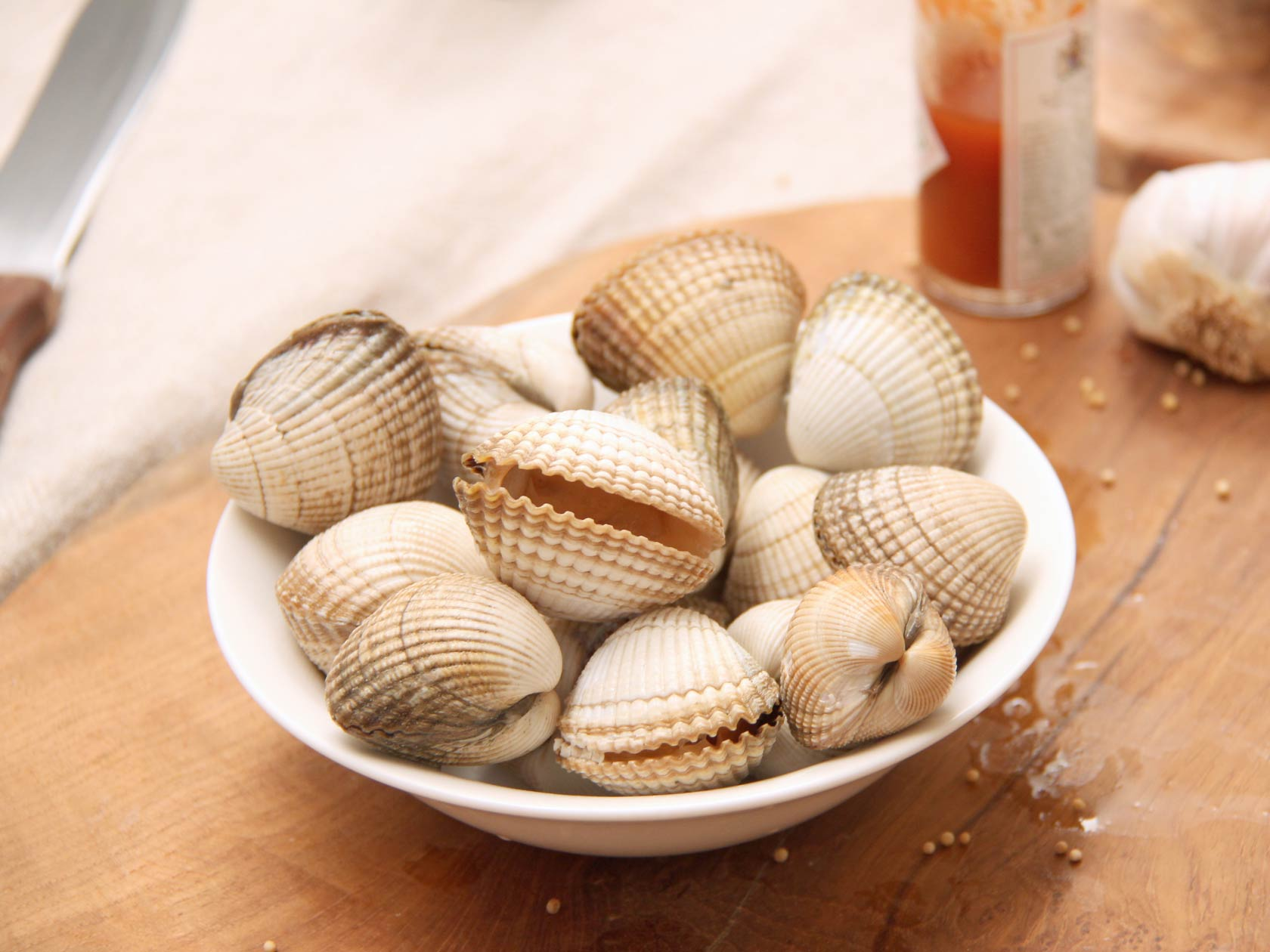 Whole Cockles