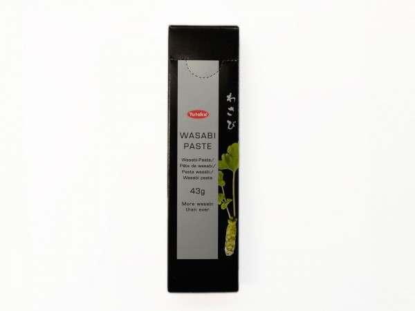 A tube of wasabi powder