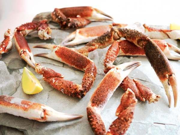 SPIDER CRAB CLAWS - RAW