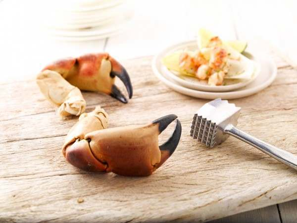 how to make crab claws