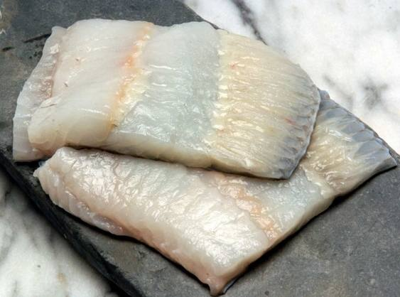 turbot fillet steak