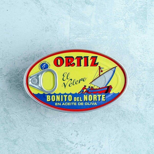 Ortiz tuna in olive oil