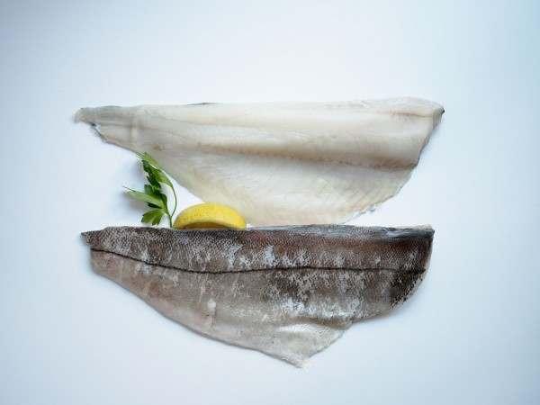 Large haddock fillets