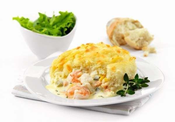 Awesome fish pies