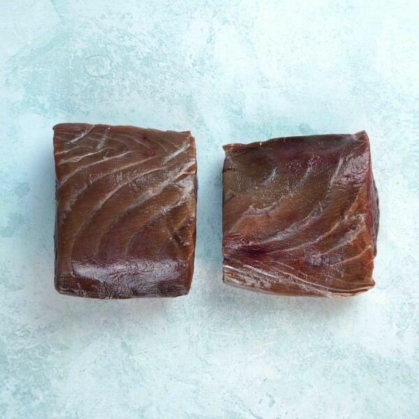 Bonito tuna loin steaks