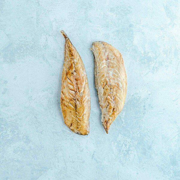 Smoked mackerel fillets - Hot Smoked